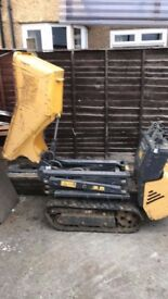 2011 GEHL 500 kg Tracked Micro Mini Dumper Hi Tip Lift NO VAT
