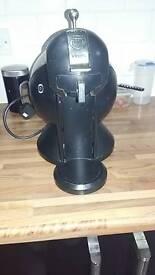 Krups dolce gust coffee machine.