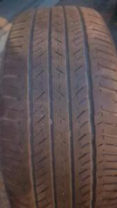 2 PNEUS ETE BRIDGESTONE 205 55 16 - 2 SUMMER TIRES
