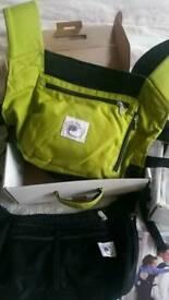 Ergo Baby Carrier set
