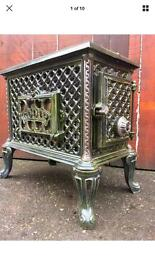 Old Vintage Antique stove