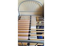 Double bed frame FREE