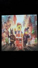Lego Movie Canvas Print