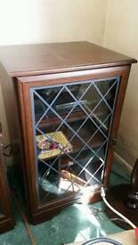 CD/DVD Display Cabinet