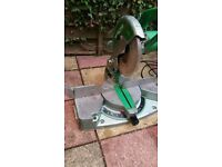 HITACHI mitre saws , very good condition