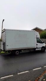 2007 57 PLATE RENAULT MASTER LUTON VAN WITH 500KG TAIL LIFT GREAT CONDITION BARGAIN £3395 NO VAT!!!!