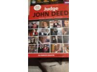 John deed dvd box set unopened selling as a havent had time to watch