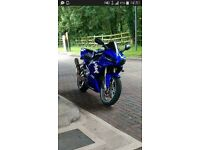 sports bike project rolling chassis non runner or in bits up to an motd roadworthy bike