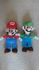 Mario & luigi kids toy