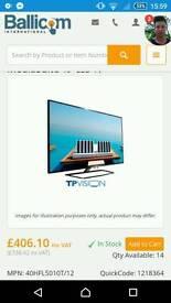 Smart Tv led full hd profesional A+ philips new