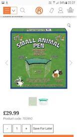 Small animals pen/run