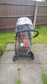 Cosatto Giggle 3 in 1 travel sysrem. Very good condition.