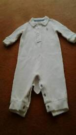 ralph lauren baby gro age 3 months