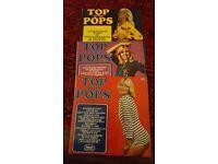 Top of the pops vinyl albums