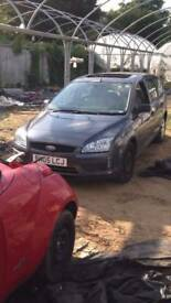 breaking ford focus mark 2 petrol estate all parts available