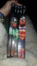 DC comics graphic novel collection