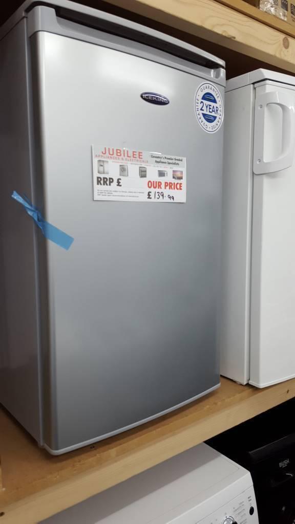 New IceKing fridge with 24 months guarantee