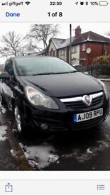 Black Corsa 1.2 SXi for Sale