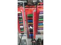 10pc 1/2 socket set multi coloured