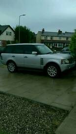 Range rover vogue facelift priced to sell