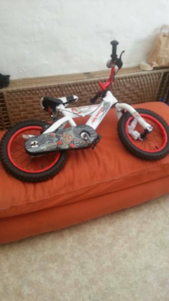 Toddler bike /practically new