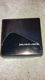 DuraAce 9000 11 speed cassette 12/25 unused new in cellophane boxed