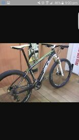 Whyte Carbon Hardtail Mountainbike