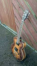 IBANEZ AF55-TF ARTCORE TOBACCO FLAT SEMI ACOUSTIC