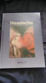 "New ""Headache in Clinical Practice"" book"