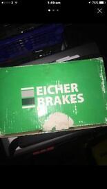 Brakes pads