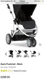 Mammas and pappas zoom pushchair