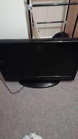 "Hitatchi 32"" flat screen TV"