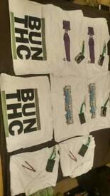 17 Surplus Stock T-Shirts (Retail at £10 - £20 each) Get a BARGAIN!
