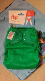 Bumgenius Flip Nappy cover and insert
