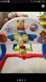3 in 1 musical activity centre