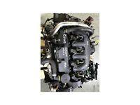 FORD GALAXY MK3 S-MAX 2006-2010 2.0 TDCI MANUAL ENGINE QXWB BK56