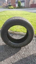 Goodyear Tyre 205/55ZR16. Excellent condition.