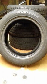 Hankook Winter Tires 205/55/r16