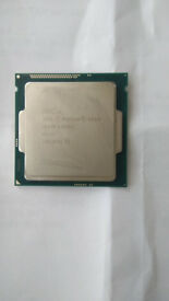 intel g3258 with stock cooler