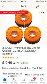 Trimmer Spools - Bargain!