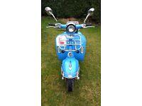 AJS Modena 50 moped, 49 cc