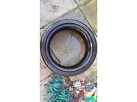 Pirelli p zero run flat tyre 225/40/18