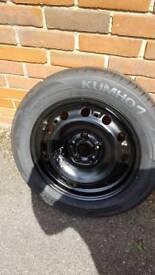Brand new tyre 185/60 R15