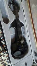 Electric violin left hand
