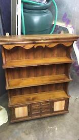 Hand made dresser