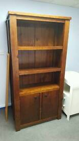 2 dressers and side unit