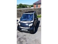 Smart ForTwo convertible left hand drive