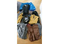 Bag of s and m size ladies clothes