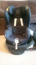 Cybex Sirona Car Seat (Black)