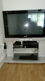 Panasonic TV with Stand